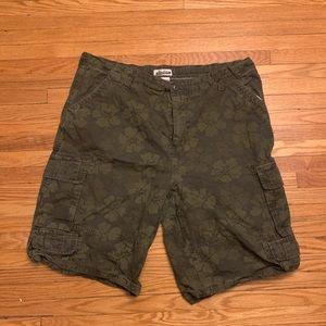 Midtown Men's Printed Shorts